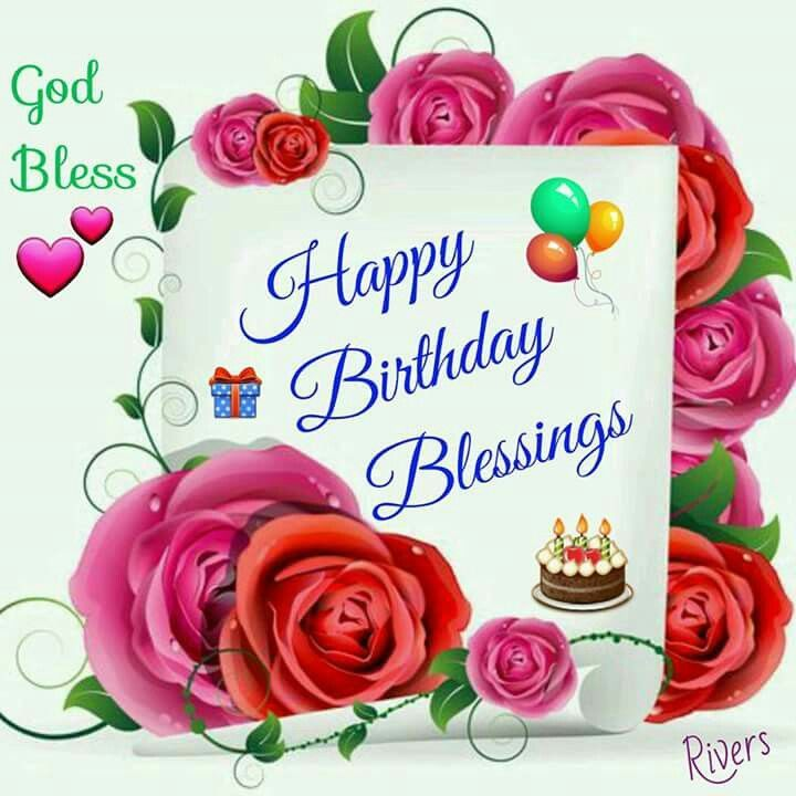 1000+ Ideas About Birthday Blessings On Pinterest