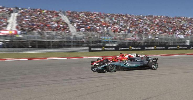 Lewis Hamilton zeigt sich nach seinem lockeren Triumph beim Formel-1-Rennen in Texas überrascht. Nicht von seinem Sieg, auch nicht von seinem fast uneinholbaren Vorsprung in der WM-Wertung.