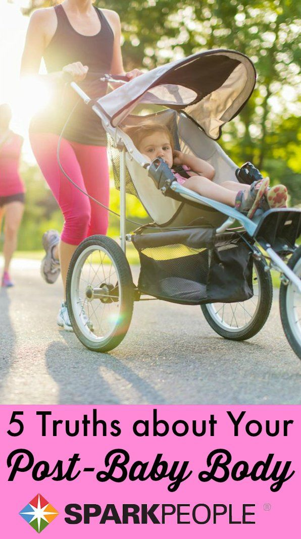What Nobody Tells You about Getting Back into Shape after Baby. Don't believe what the celebrity gossip magazines would have you believe--getting back in shape after a baby is harder than you think!  | via @SparkPeople