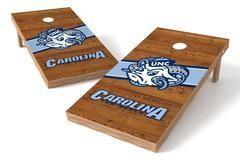 North Carolina Tar Heels Single Cornhole Board - Logo