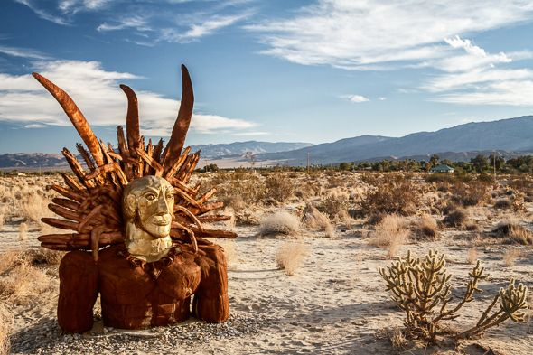Metal Sculptures in Borrego Springs: Metal Sculptures, Favorite Places, Metal Art, Anza Borrego Desert
