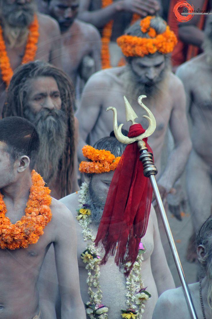 Maha Shivratri - Varanasi, India