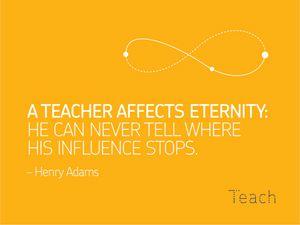 Teach: Rebranding Teachers