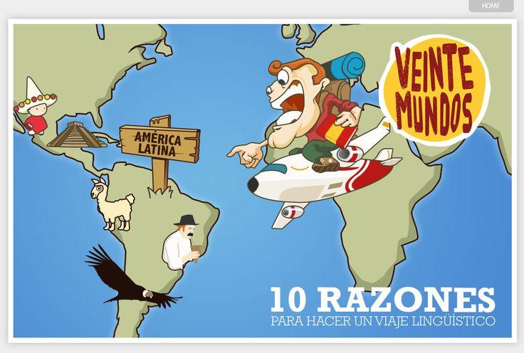 Learn languages abroad with Yalea | VeinteMundos Magazines