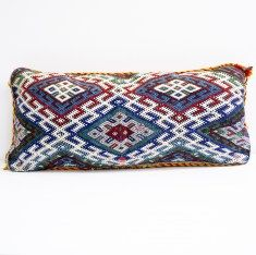 Berber pillows : Kelim Berber kussen 020 61 x 27 cm