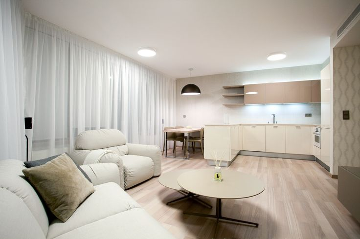 Apartment Two Towers - Inarchi | Luxury interior design