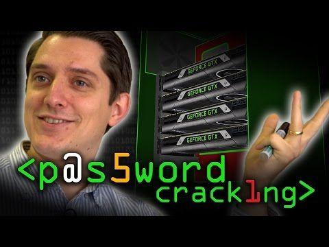 Password Cracking - Computerphile - YouTube