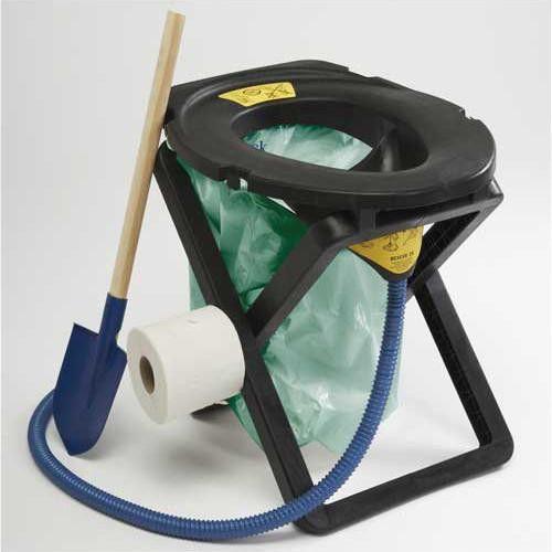 Separett Rescue Camping Toilet Kit