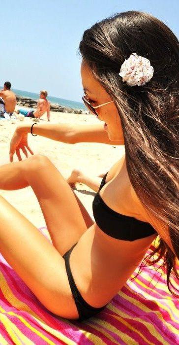 Inspiração: acessórios para usar na praia - Claudia BartelleClaudia Bartelle