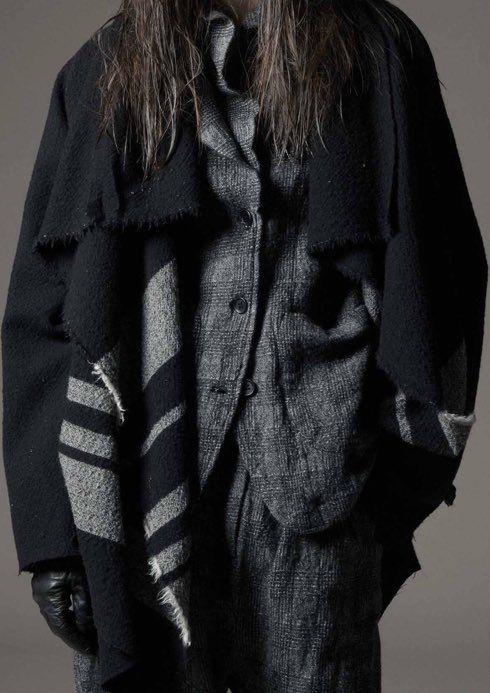 Датский дизайнер Ivan Grundahl осень-зима 2016-2017