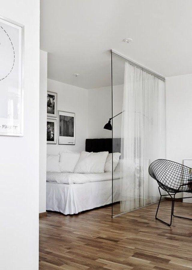 Small bedroom ideas studio - Roomed
