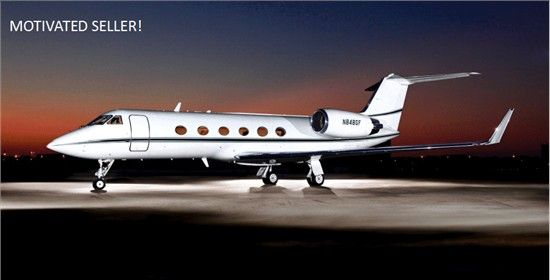 Aircraft for Sale - Gulfstream IV, Price Reduced, APU on MSP, RVSM Certified, G-CMP #bizav