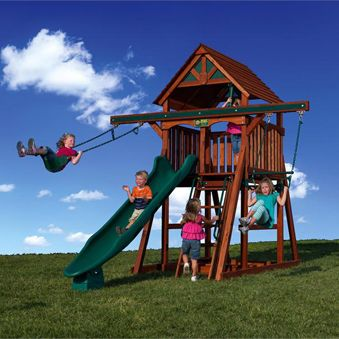 swing sets for small yards 1000 images about sandbox swingset outdoor on 8420