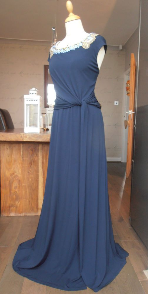 Evening maxi dresses size 20