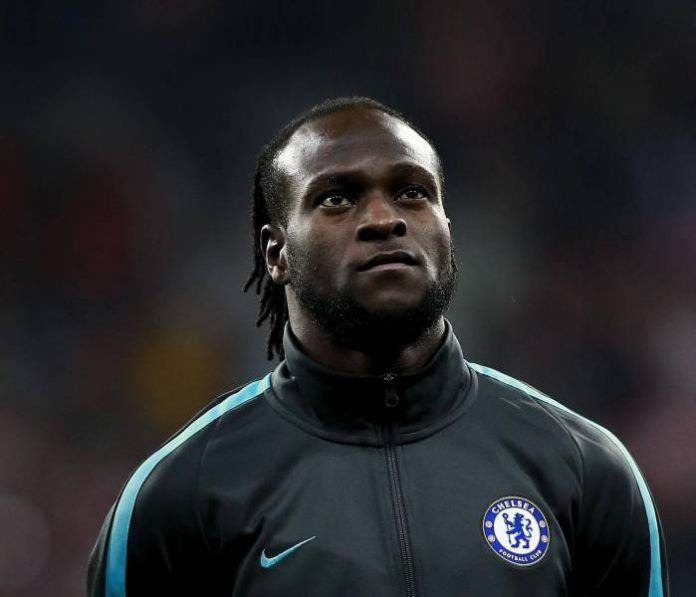 Victor Moses happy with CAF Award nomination