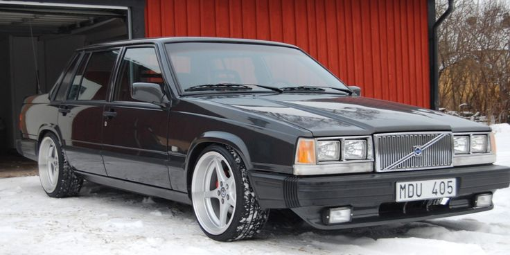 Volvo 740 Turbo           http://www.oneautomarket.com/                                             …