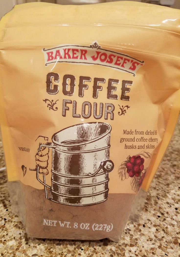 Trader Joe's Coffee Flour Coffee flour, Joe coffee