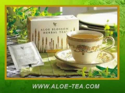 Aloe Blossom Herbal Tea  Forever Living Products English