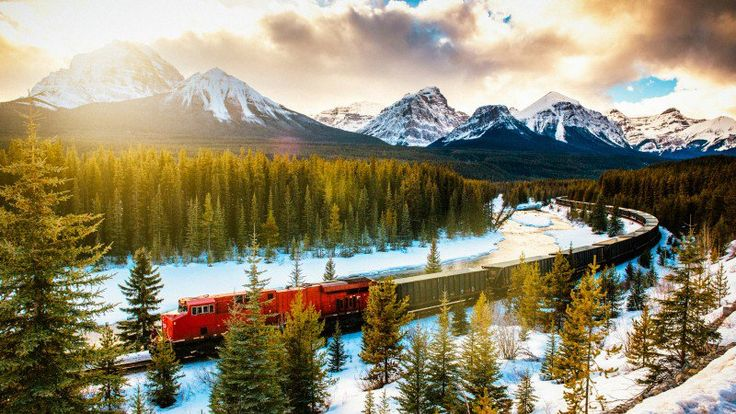 Ski Trips You Can Take on a Train