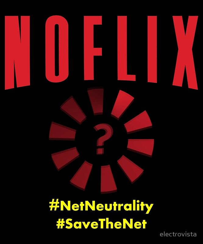Do you love online flix and chill nights with fast Internet? If so, fight for net neutrality and save the net with this parody fast Internet design for digital activists. • Buy this artwork on apparel, stickers, stationery, and more.