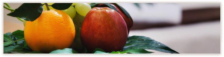 Frutta in stanza