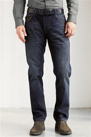 Buy Dark Wash Jeans from the Next UK online shop