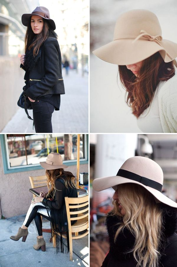 FRIDAY'S FASHION FILES: STYLISH HATS | THE STYLE FILES