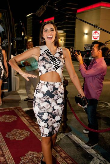 Paulina Vega is the most beautiful woman in the world
