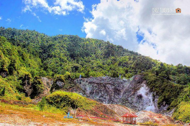 Bukit Kasih Kanonang - North Sulawesi
