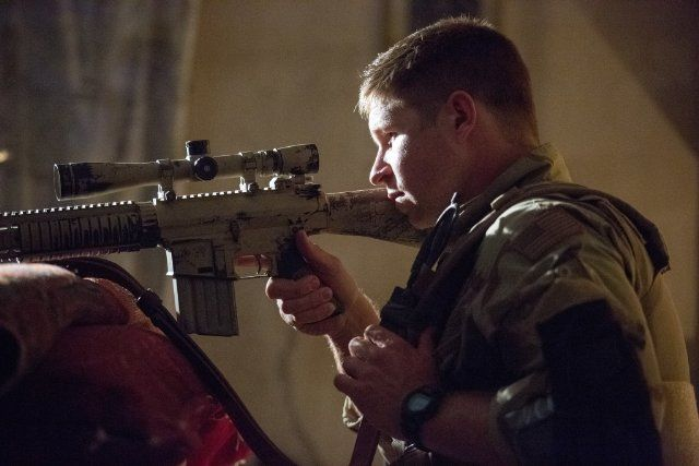 Still of Kevin Lacz in American Sniper (2014)