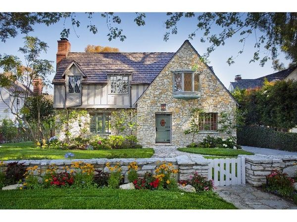 Stone tudor cottage for the home pinterest home for English tudor cottage