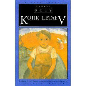 Andrej Belvyj - Kotik Letaev. Dallo stato prenatale i primi ricordi, poi la venuta al mondo come lo scoppio di una bolla, l'io e il non-io, le prime forme, la formazione della realtà, il dottore, mamma e papà, la tata, tutto visto con gli occhi del bambino fino alla seconda infanzia.