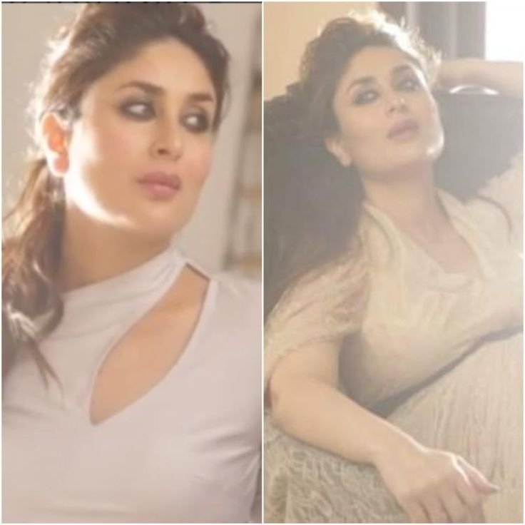 Yummy Mummy-to-be Kareena's charm is hard to miss in this BTS video of Grazia cover shoot!