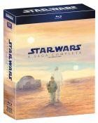 Blu-Ray Coleção Star Wars - A Saga Completa - 9 Discos