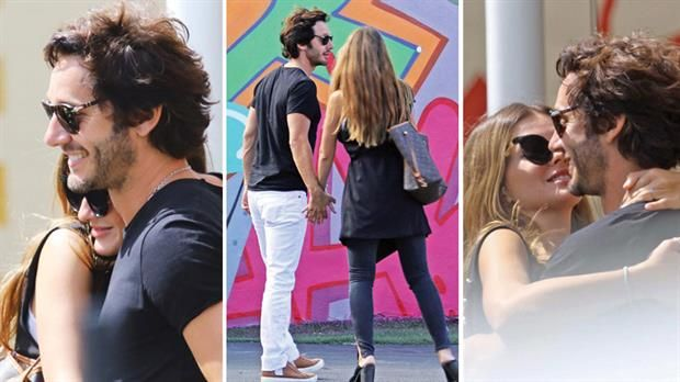 Spotted: Benjamin Vicuña wearing La Martina's cortos in Miami.