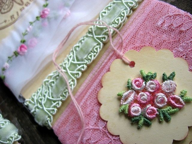 French Passementerie | Shabby Chic-French Passementerie Trim Card by Brandywineboutique, via ...
