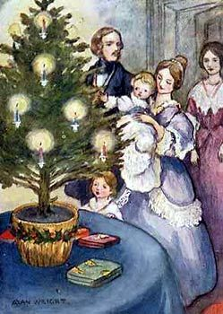 The Ten Ages of Christmas - Early Victorian