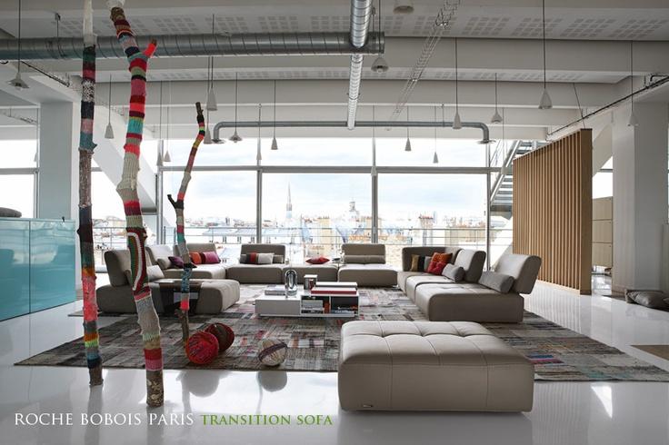 Transition Sofa