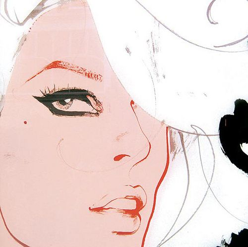 illustration.color palette - david downton