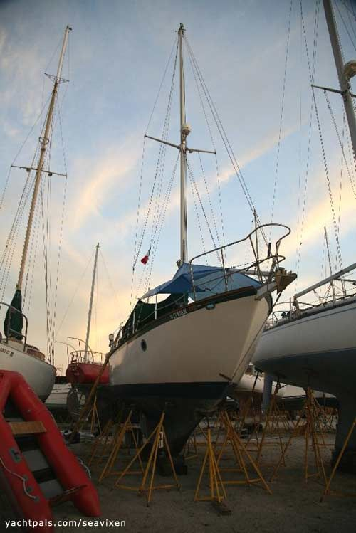 Rawson 30 -  Sea Vixen  Home Port: Colorado,Denver Boat Type: Sailboat Manufacturer: Rawson Boat Model: Rawson 30 Boat Length: 30 Boat Year: 1961 Boat Designer: