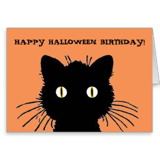 15 best halloween birthday posts images on pinterest halloween birthday birthday greetings and happy halloween - Happy Halloween Birthday