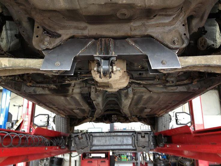 Custom Honda CRV Rear Suspension Lift   Honda CRV Lift