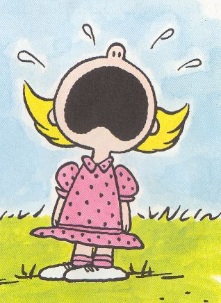 peanuts characters sally - Google Search