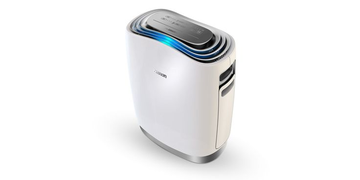 Omron Air Purifier - Air Purifier - image 1 - red dot 21: global design directory