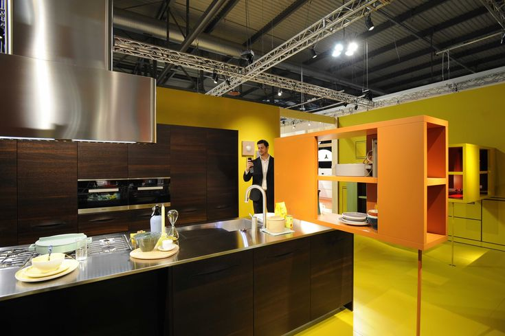 EuroCucina  FTK - Technology For the Kitchen - Salone del Mobile Milano 2016