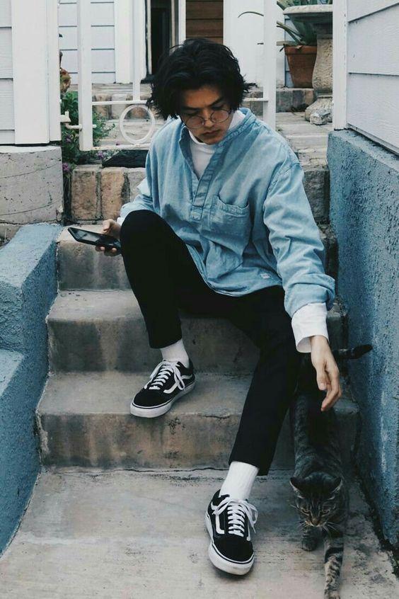 minimal elegant and aesthetic men's fashion fashion