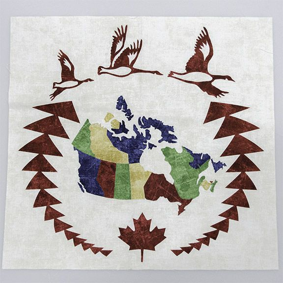 9 best Top 10 Quilt Blocks for the Trans-Canada Block Party ... : quilting supplies vancouver - Adamdwight.com