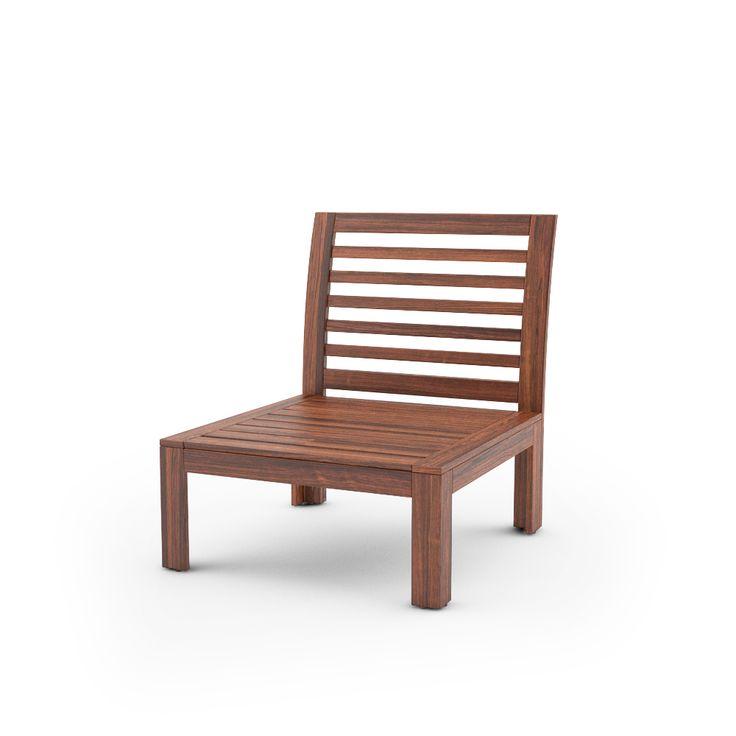 FREE 3D MODELS IKEA APPLARO OUTDOOR FURNITURE SERIES ...