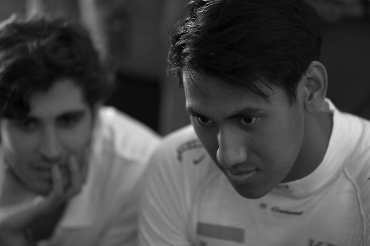Illustration: Focusig before th race. Sean Gelael (INA) & Antonio Giovinazzi (ITA). Taken by Gregory Heirman #Racing #Motorracing #ALMS #GP2 #FormulaCar #BanggaIndonesia Find out more by clicking on the following link https://www.facebook.com/TeamJagonyaAyam/timeline https://twitter.com/TeamJagonyaAyam