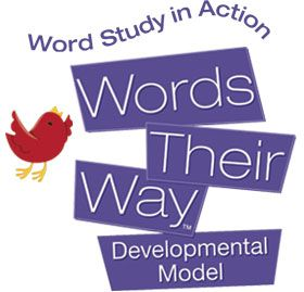 BigTime Literacy: Words Their Way: The 5 Day Plan